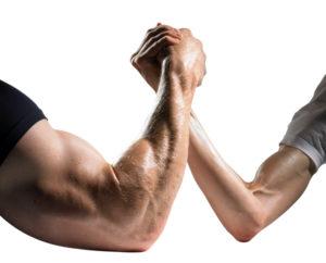 Testosteron mannelijk geslachtshormoon spieren